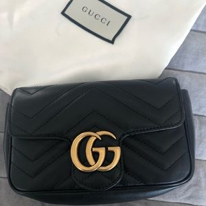 Gucci Bags - Gucci super mini crossbody bag